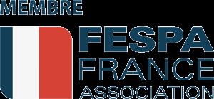 logo FESPA France Membre