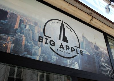 Big Apple – Vitrine