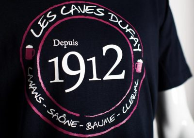 Caves Dufay Tee shirt Face