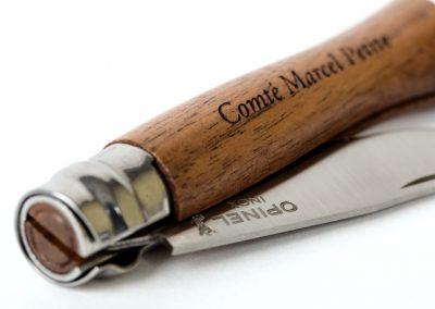 Comté Marcel Petite - Couteau Opinel