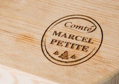 Comté Marcel Petite – Planche gravure – 1