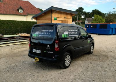EG Constructions – Citroën Berlingo