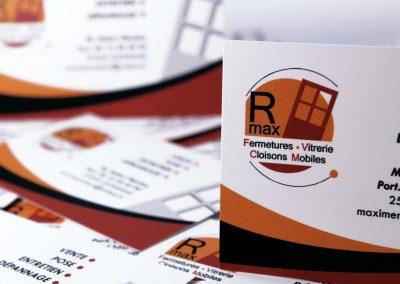 Rmax Cartes de visite
