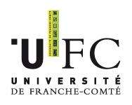 UFC, Université de Franche-Comté