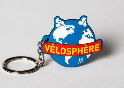 Vélosphère – Porte clés