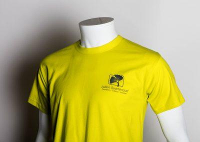 Julien Quartenoud tee shirt sérigraphie