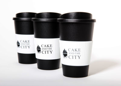 cake and the city objet publicitaire