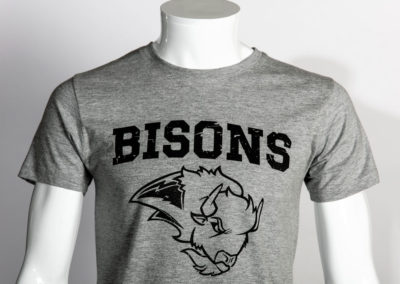 Bisons tee-shirt sport