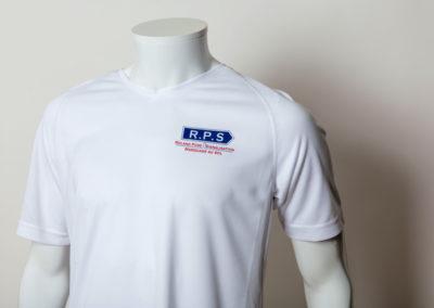 polyester tee-shirt RPS