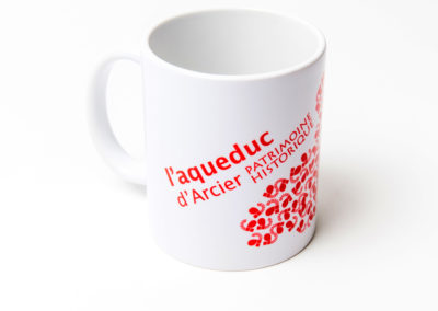 mug personnalisé arcier