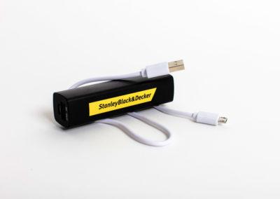 recharge usb stanley